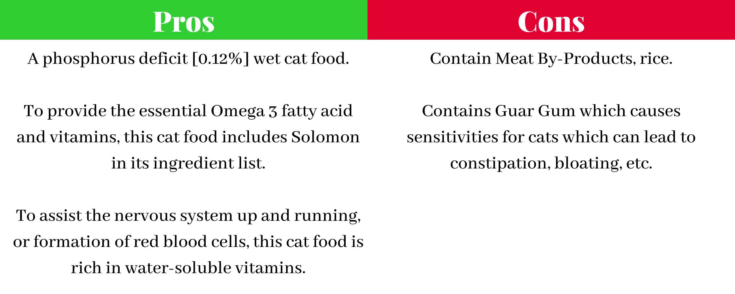 Pros and Cons of Purina Pro Plan Veterinary Diets NF Kidney Function Wet Cat Food